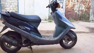 Обзор скутера Honda Tact 31