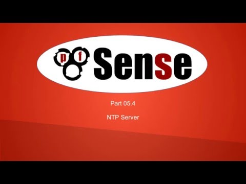Comprehensive Guide to pfSense 2.3 Part 5.4: NTP Server