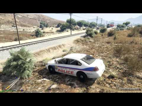 GTA 5 PC MODS - LSPDFR - POLICE SIMULATOR - EP 24 (NO COMMENTARY) MARINE PATROL