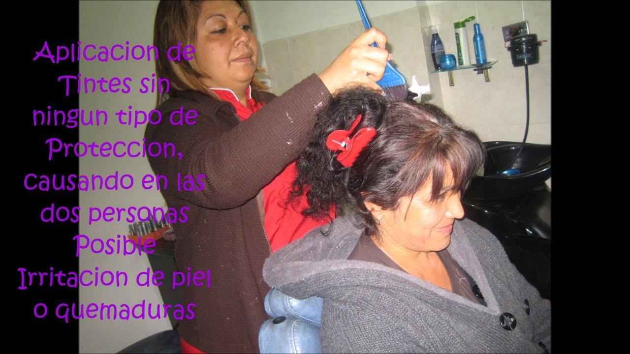 Riesgos en un salon de belleza youtube for Administrar un salon de belleza