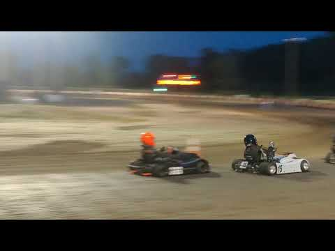 9.7.2019 - KC Raceway - Predator Class - Heat 2