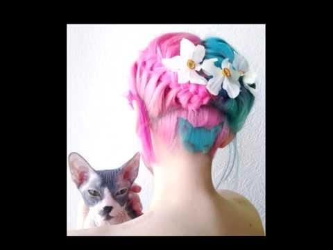 Creative Hair colour Design