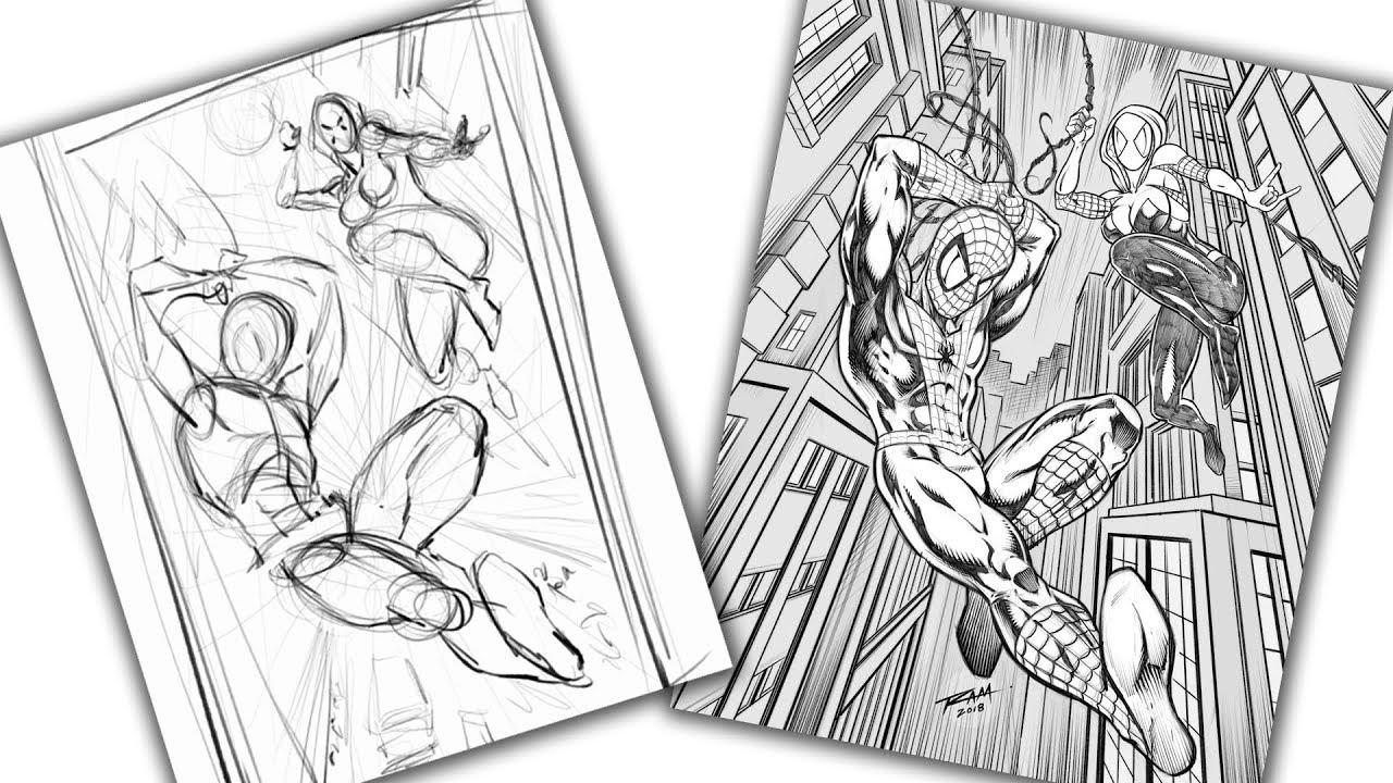 Ram Studios Comics | An Educational Resource for Comic Art Creators