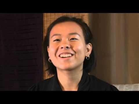 WISE Girl Award: Rebecca Wang