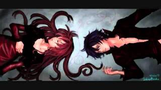 Repeat youtube video Nightcore - Because of you ~