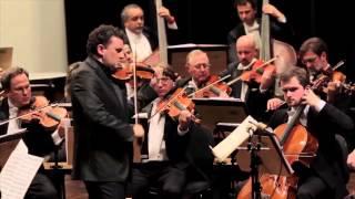 G. B. Viotti: Violin conc. 22 -  I Moderato / Emmanuele Baldini violin and conductor / Ospa