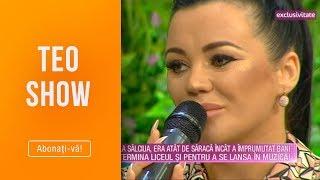 Teo Show (13.03.2019) - Carmen de la Salciua, de nerecunoscut! Cum s-a transformat in ultimii 6 ani?