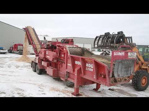 Used   Rotochopper Grinders   Mid-Atlantic Industrial