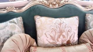 Комплекты мягкой мебели для гостиной.  Мягкая мебель Бальтазар(Комплекты мягкой мебели для гостиной. Мягкая мебель Бальтазар. Материал, дерево ,ткань Диван 3-местный
