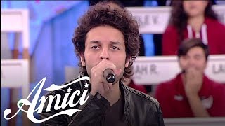 Amici 17 - Yaser - Somebody to love