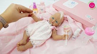 Lily Elfa es mi Nueva Bebé de Silicona de Coco Reborn 😍