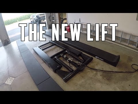 HOW TO ASSEMBLE A ATLAS SCISSORS LIFT  (PART 1)