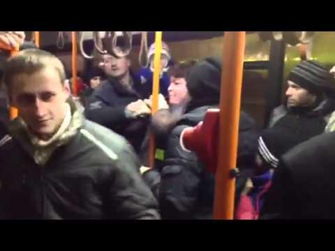 Видео Сиськи в автобусе фото