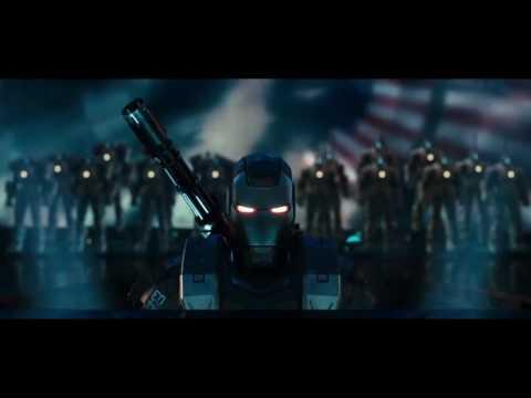 Iron man I and II - Scenes - Audioslave - Cochise