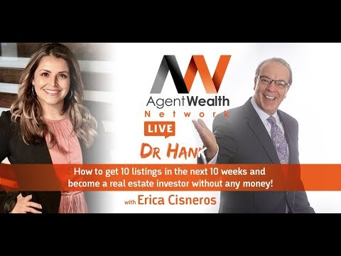 How to Get 10 Listings in the Next 10 Weeks & Become a Real Estate Investor Without Any Money!