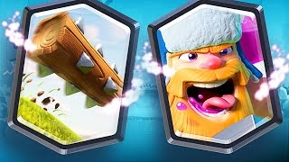 WHAT IS THAT!? Clash Royale :: NEW UPDATE NEW CARDS