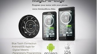 How to program your Ebike with your iPhone - Golden Motor Canada