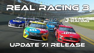 Real Racing 3 Update 7.1 Release RR3
