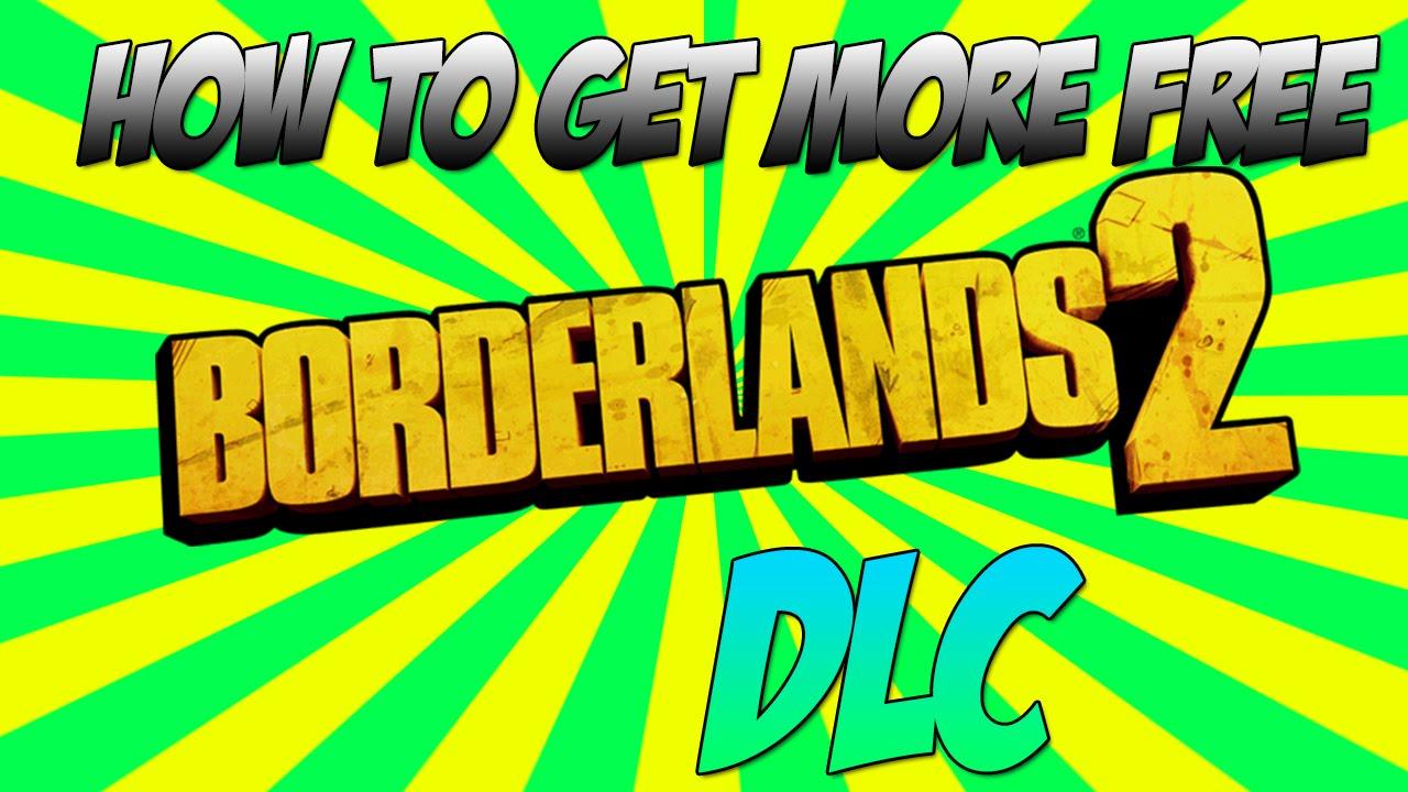 How To Get More FREE Borderlands 2 DLC