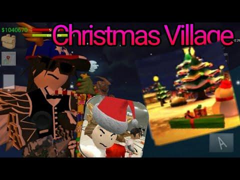Nuevo Pueblo De Navidad!!!!:O | School Of Chaos | PixelGore82