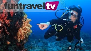 Scuba Diving Green Island - Taiwan Travel Adventures