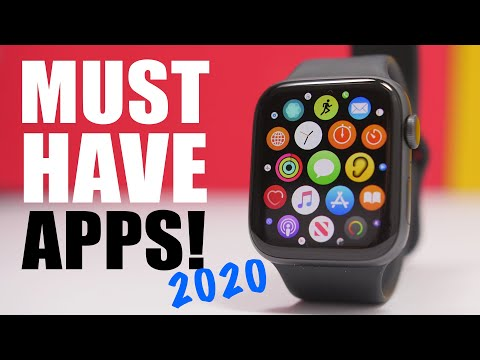 Top 10 MUST HAVE Apple Watch Apps - 2020 !