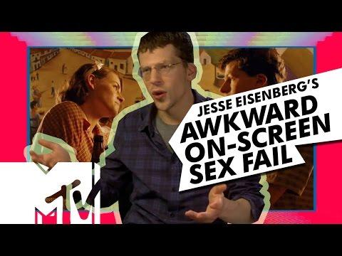 Jesse Eisenberg Reveals Awkward Sex Fail & Chemistry With Kristen Stewart | MTV Movies
