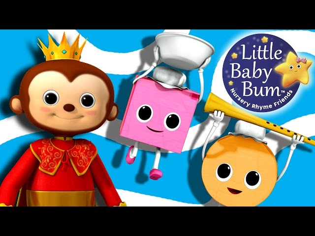Little Baby Bum | Old King Cole | Nursery Rhymes for Babies | Songs for Kids