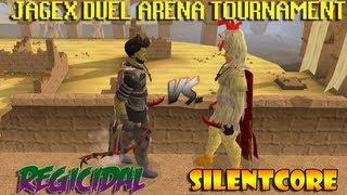 Regicidal vs. Silentc0re - Jagex Duel Arena Tournament