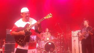 The Meters @ Bonnaroo 2011 - Leo Nocentelli solo