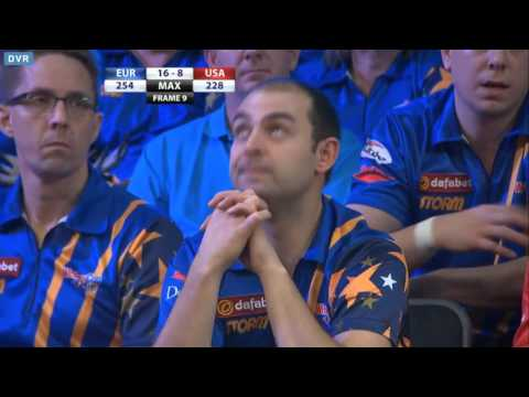 Weber Cup 2015 - Day 3 - Match 7 [Williams vs. Malott]