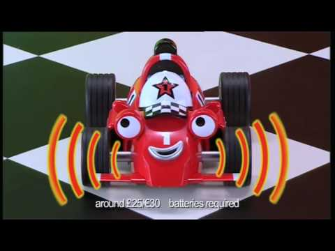 Roary the Racing Car  - Crazy Stunt Roary Toy