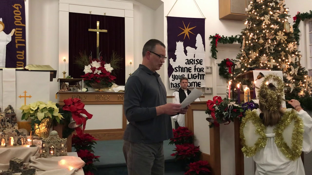 Boger Reformed Church; Christmas Eve Service 12/24/20