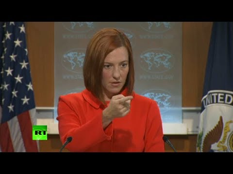 State Dept's Jen Psaki grilled on Iraq, Ukraine - baffled by questions once again