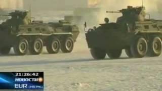 КТК: Новые БТР для армии