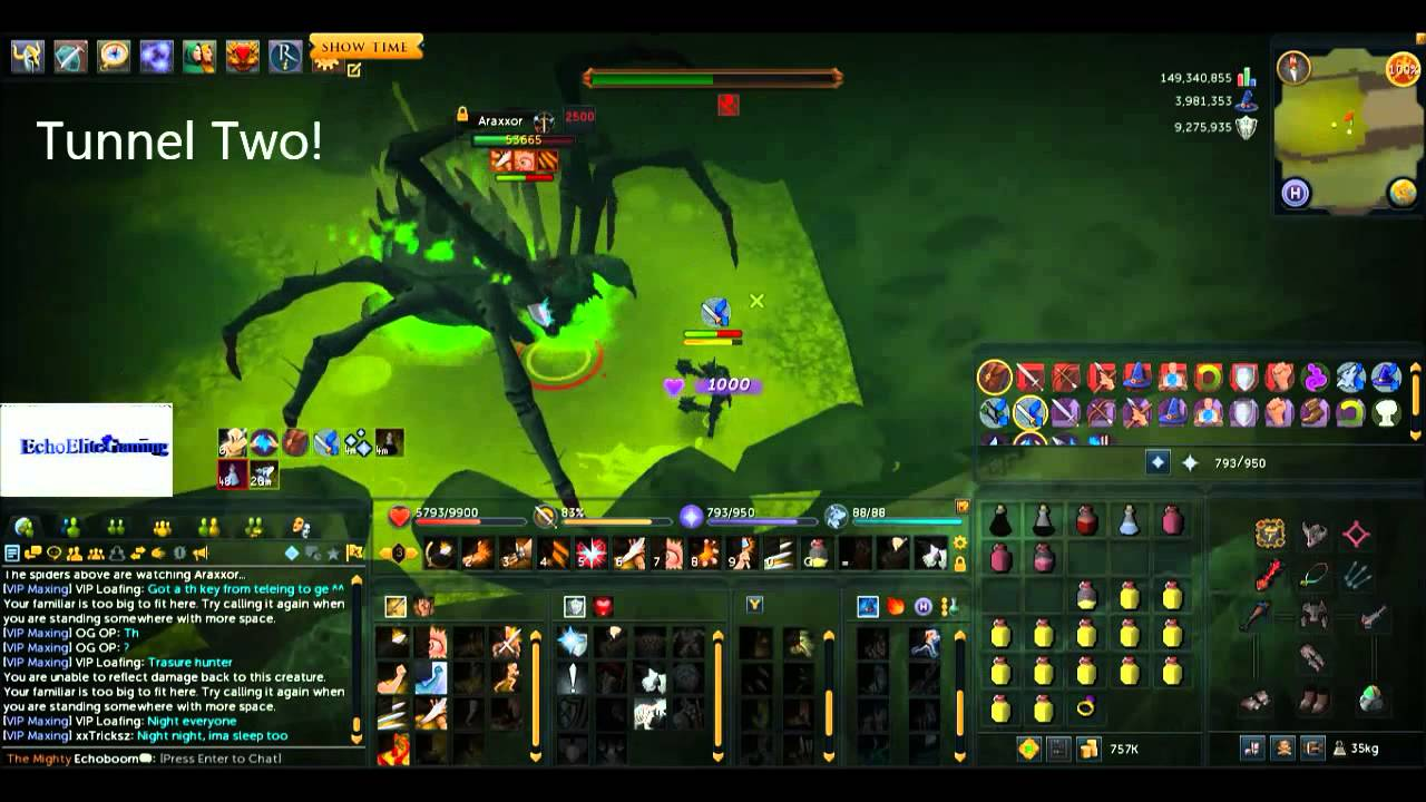 Strategies for Corporeal Beast | RuneScape Wiki | FANDOM ...