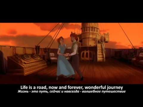 Анастасия мультфильм на английском языке с субтитрами