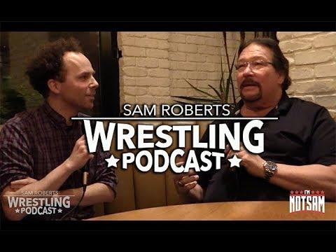 Million Dollar Man Ted DiBiase - Virgil, Vince McMahon Story, Hulk Hogan, etc - Sam Roberts
