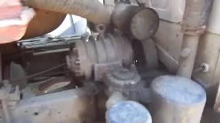 видео Насос вакуумный КО-503В.02.14.100-02 (правого вращения)