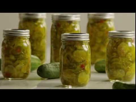 Bread And Butter Pickles Recipe | How To Can | Allrecipes.com