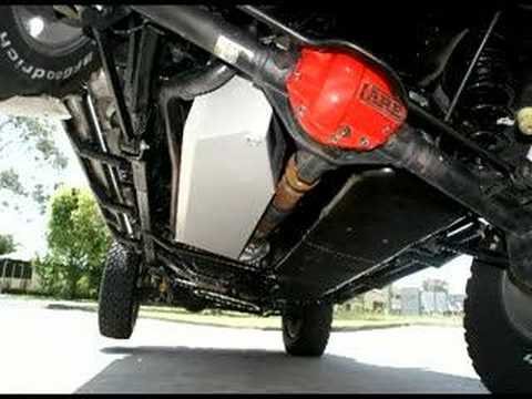 The LongRanger Fuel Tank JK Jeep 4 Door overview - YouTube