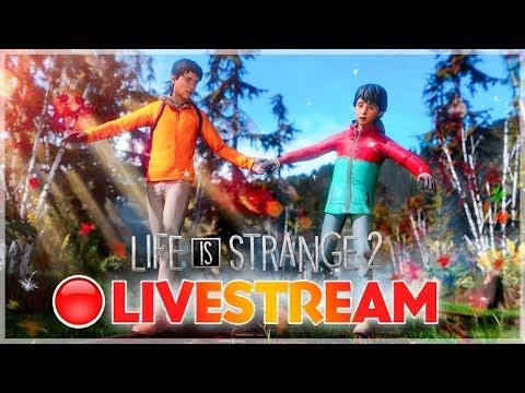 "🔴[DIRECTO] Vamos a llorar otra vez?? 😱 LIFE IS STRANGE 2  Episodio 2 ""Rules"" [#2] thumbnail"