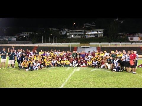 Australia Vs American Samoa