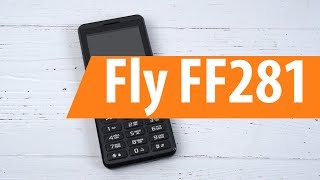 Распаковка Fly FF281 / Unboxing Fly FF281