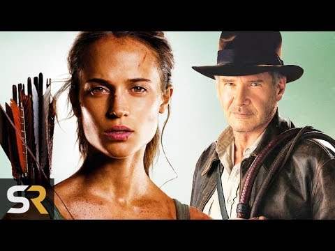 Download Youtube: Lara Croft vs Indiana Jones: Who's The Better Archaeologist?