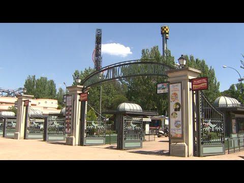 Más de 30 heridos en Parque de Atracciones de Madrid