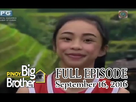PBB Lucky Season 7 - September 16, 2016 -  FULL