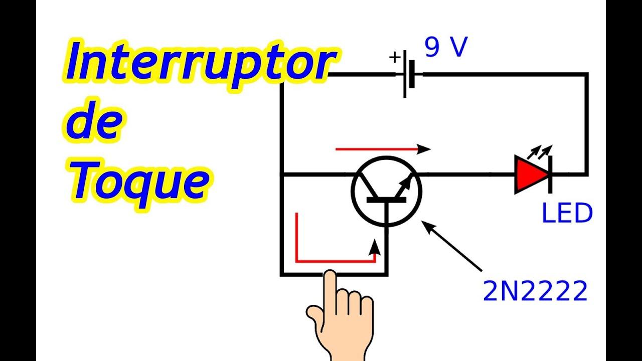Interruptor sensible al tacto youtube - Como instalar lamparas led ...