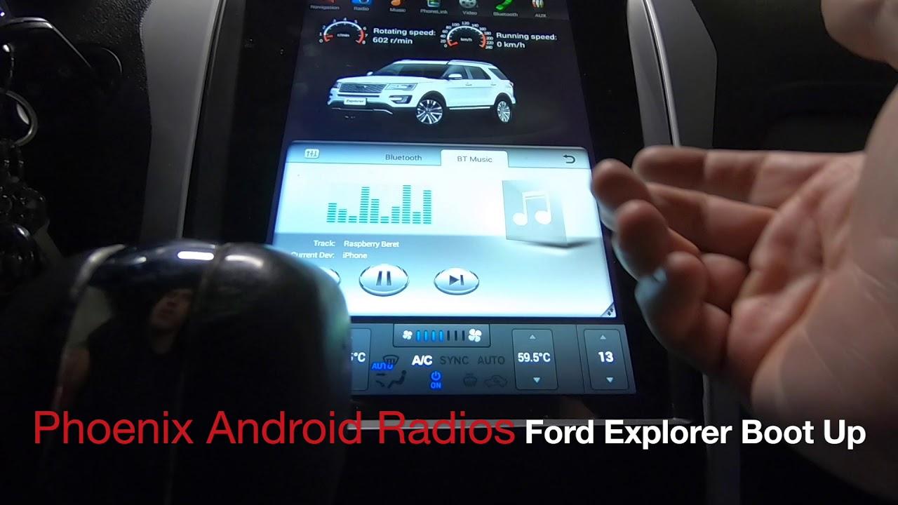 Phoenix Android Radios Explorer