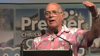 Michael Green on evangelism and apologetics - electrify the fence they're sitting on!